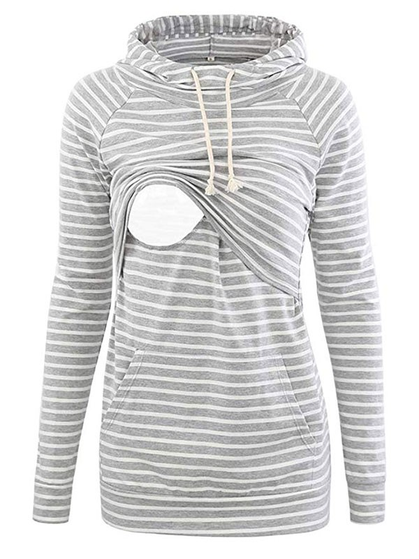 Wholesale Unbranded Maternity Boutique Hoodie Sweatshirts Clothing From Wholesale Supplier